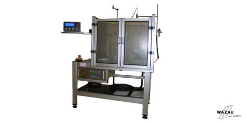 Testing device MMS DIN EN ISO 9185